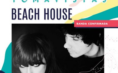 Concierto Beach House Madrid, Tomavistas 2019