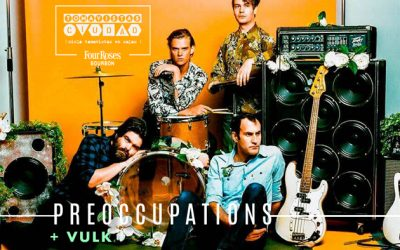 Preoccupations Madrid