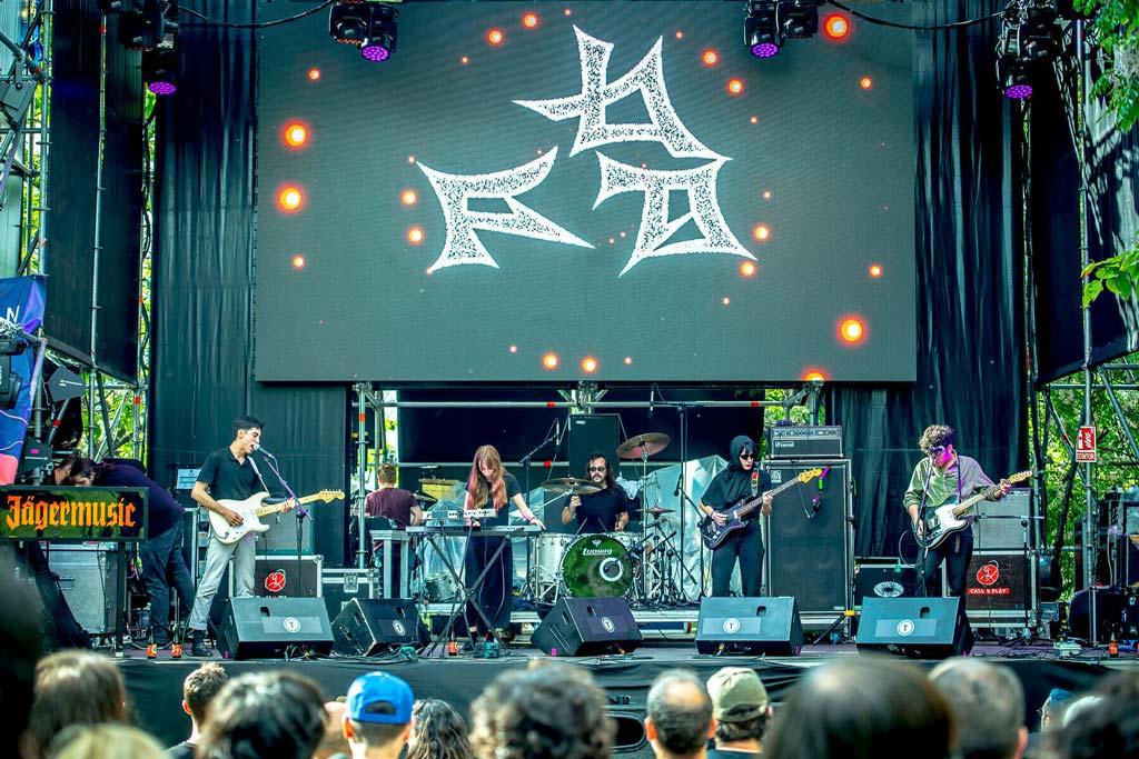 La Plata en Festival Tomavistas 2018