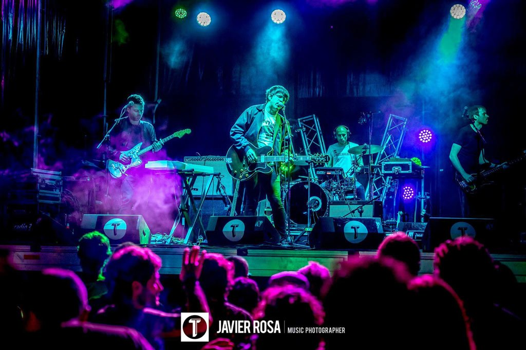 Lost Tapes en Festival Tomavistas 2016