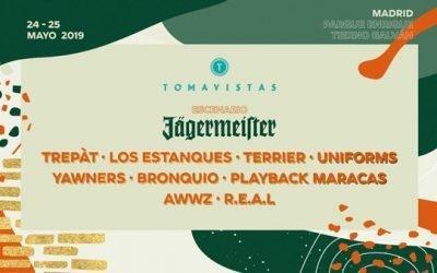 Escenario Jägermeister Tomavistas 2019.