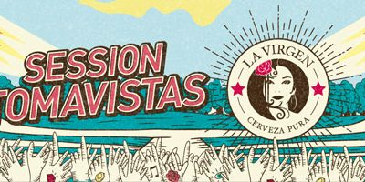 Cerveza Session Tomavistas by La Virgen
