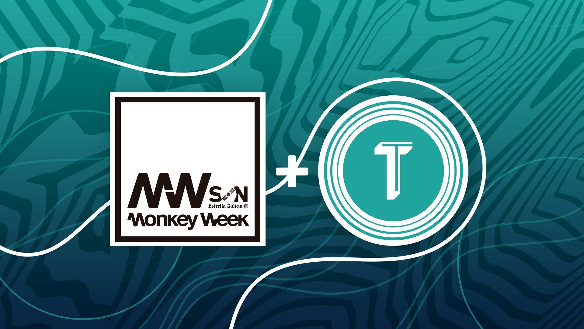 Escenario Tomavistas en Monkey Week