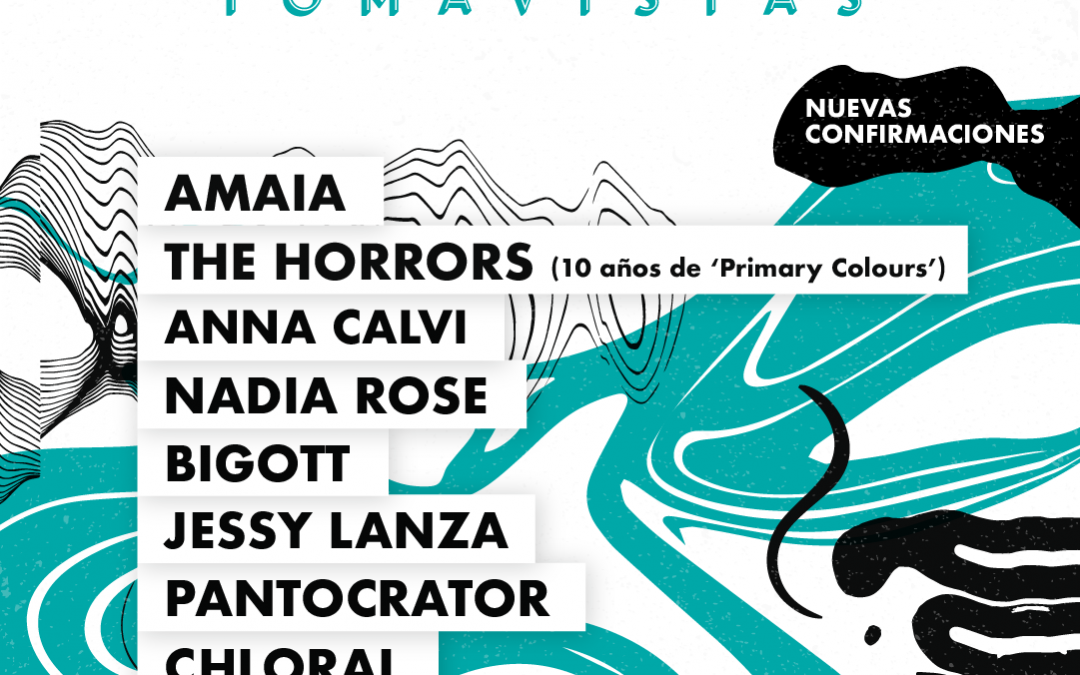 The Horrors, Amaia y Anna Calvi