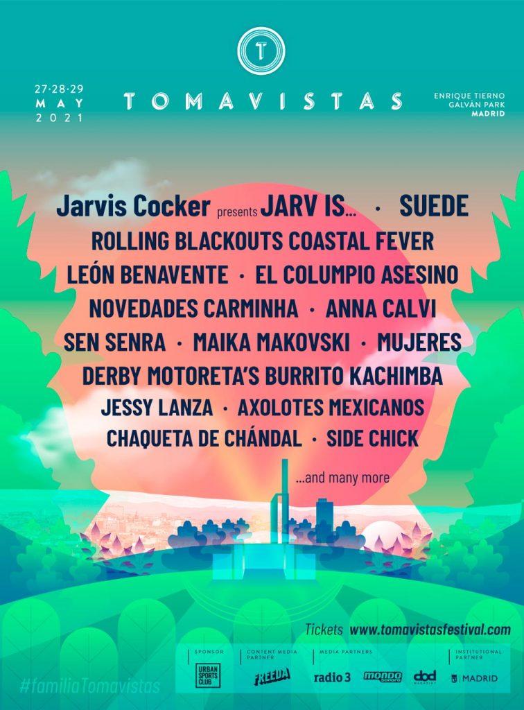 Tomavistas Extra 2021 (Madrid): Derby Motoreta's Burrito Kachimba, El Columpio Asesino, Triángulo de Amor Bizarro, La Bien Querida - Página 2 TomavistasFestival_2021_segundo-lanzamiento_ENweb-756x1024