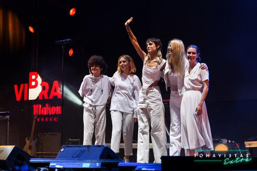 Nataia Lacunza en Tomavistas Extra 2020