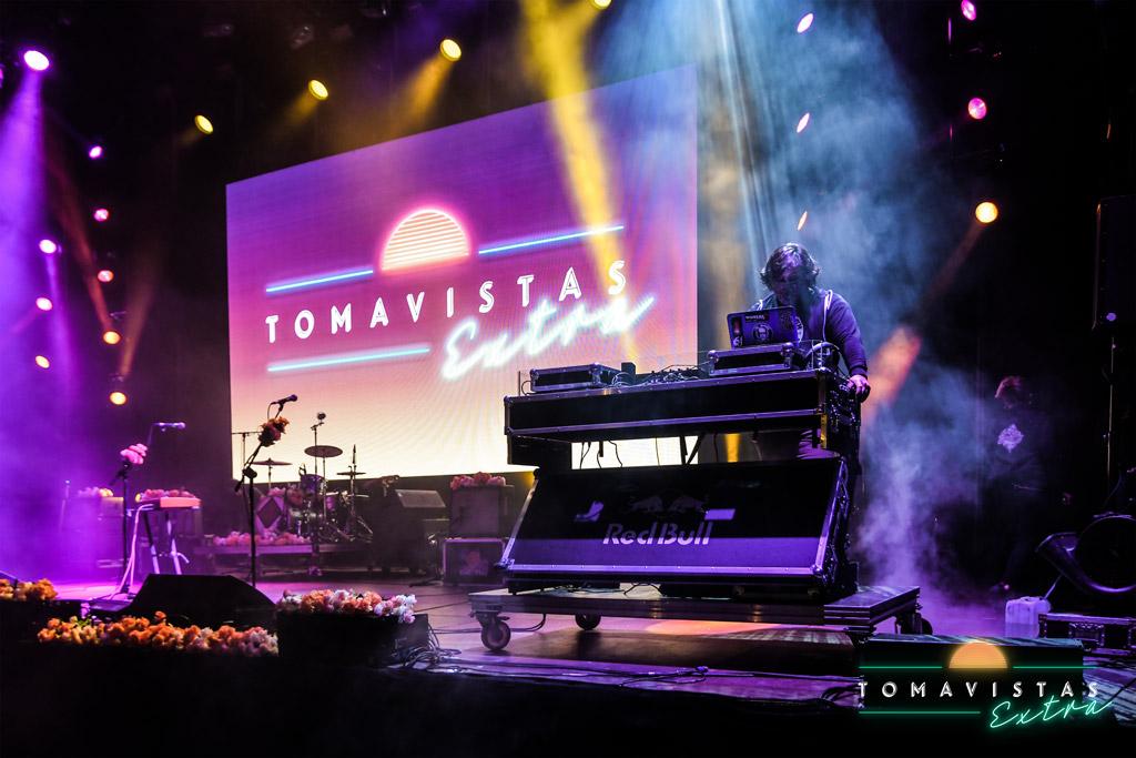 Wurli Dj en Tomavistas Extra 2020