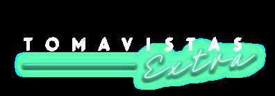 Logotipo Tomavistas Extra