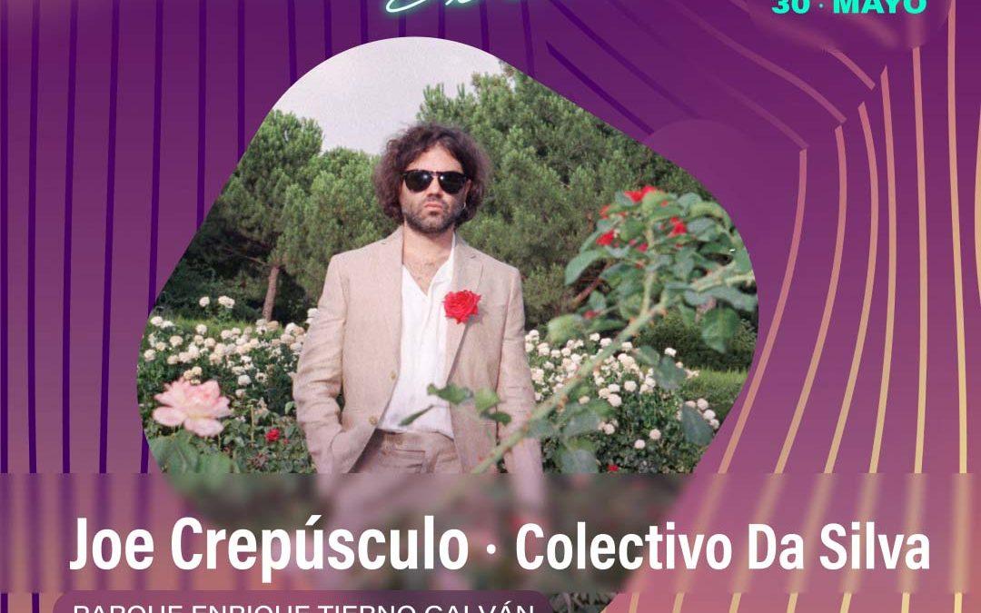 Concierto Joe Crepúsculo y Colectivo da Silva Tomavistas Extra