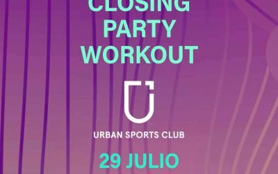 Closing Party Workout Urban Sports Club